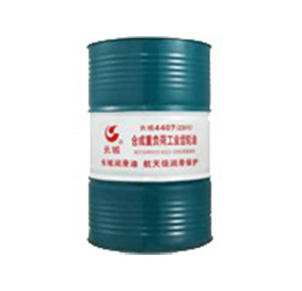 长城4408 460合成重负荷工业齿轮油(PAO型)