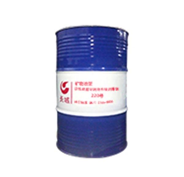 长城320矿油型造纸机循环润滑系统润滑油